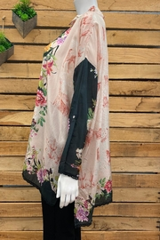 Johnny Was Collection Elianna Blouse - Front full body