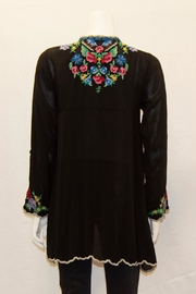Johnny Was Collection Gala Tunic - Front full body