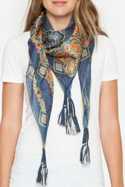 Johnny Was Kai Silk Scarf - Product Mini Image