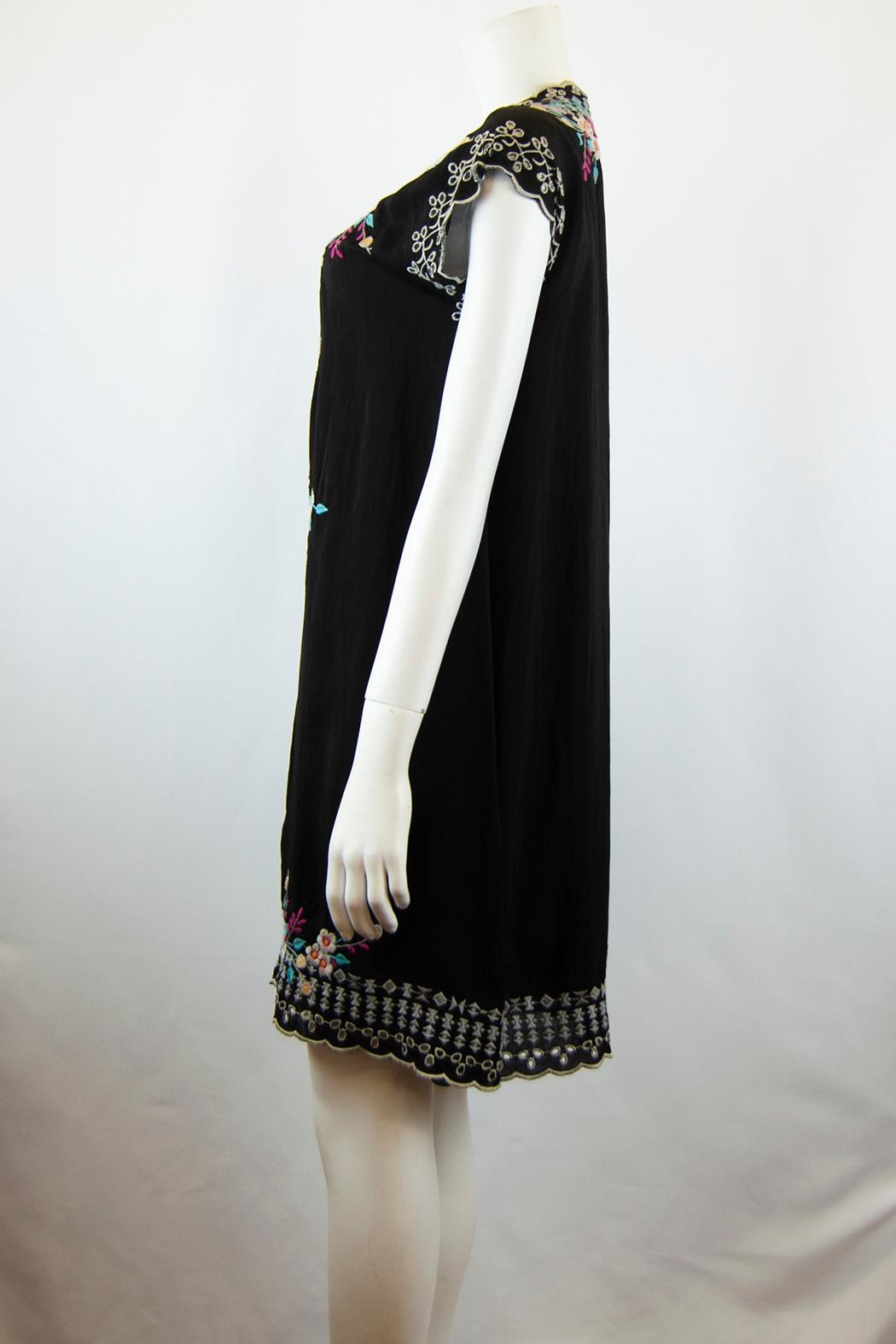 Johnny Was Collection Keva Dress - Front Full Image