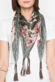 Johnny Was Lily Silk Scarf - Product Mini Image
