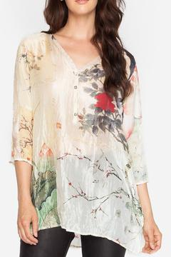 Shoptiques Product: Mural Silk Tunic