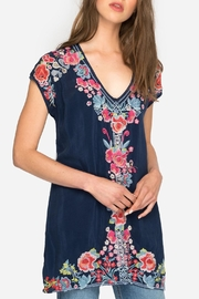 Johnny Was Collection Pari Tunic - Product Mini Image