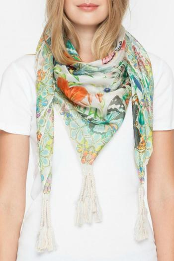 bb9b719bfa Johnny Was Passion Flower Scarf from Texas by Rock2Royal Boutique ...