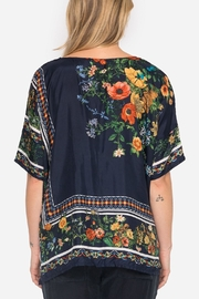 Johnny Was Collection Rosanna Top - Side cropped