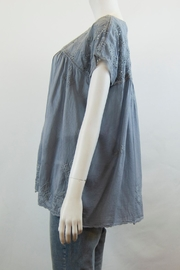 Johnny Was Collection Sally Top - Front full body