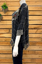 Johnny Was Collection Sienna Blouse - Front full body