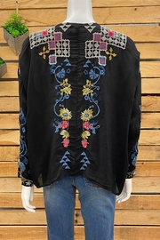 Johnny Was Collection Sybil Blouse - Side cropped