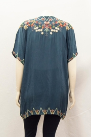Johnny Was Collection Tamaya Tunic Plus - Side cropped
