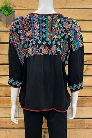 Johnny Was Collection Tamryn Blouse - Back cropped