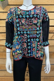 Johnny Was Collection Tamryn Blouse - Front cropped