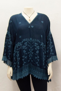 Johnny Was Collection Teyanna Tunic - Product List Image