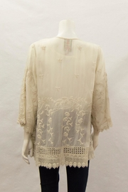 Johnny Was Collection Teyanna Tunic - Side cropped