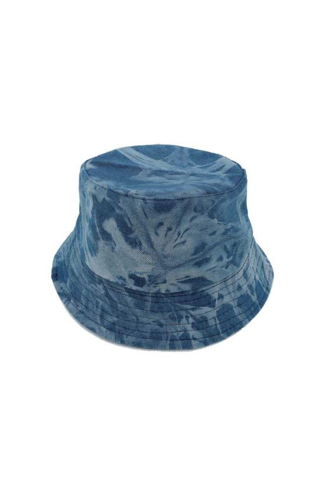 JOIA TRADING INC Washed Denim Bucket Hat - Main Image