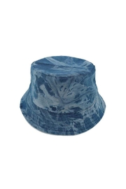 JOIA TRADING INC Washed Denim Bucket Hat - Front cropped