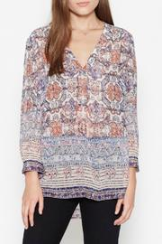Joie Aceline Silk Blouse - Product Mini Image