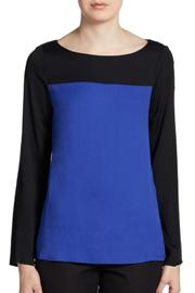 Joie Aliso Colour-Block Top - Product Mini Image