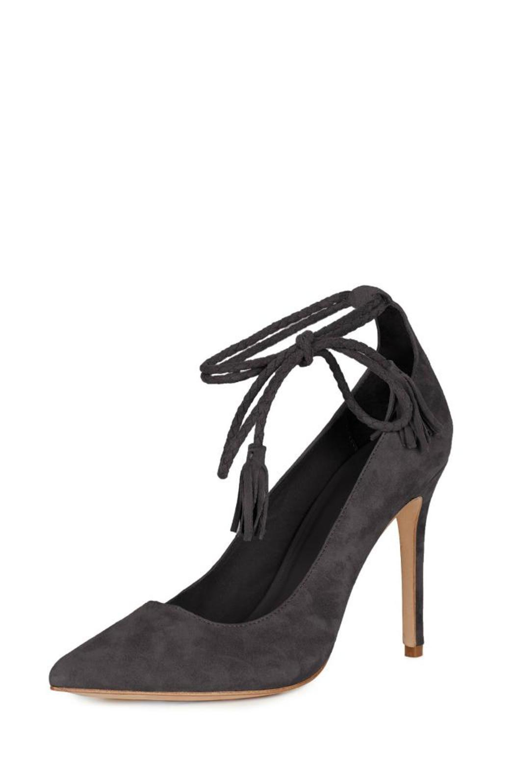 Joie Angelynn Suede Pumps - Front Cropped Image