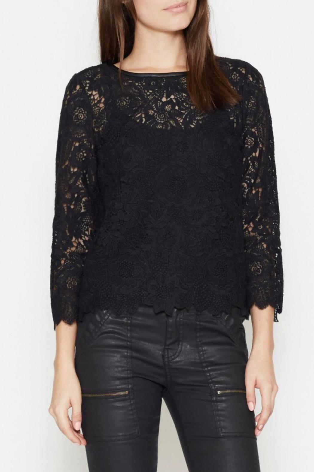 Joie Antonia Lace Top - Main Image