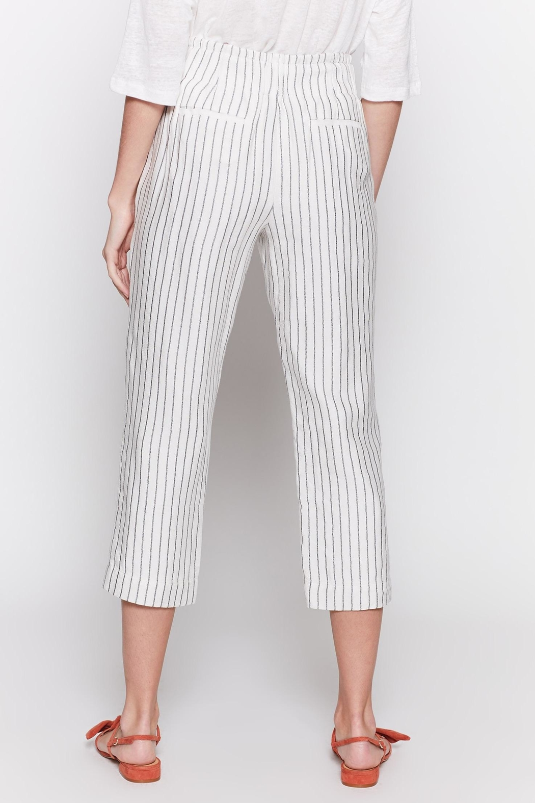 Joie Araona Porcelain Pants - Back Cropped Image