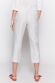 Joie Araona Porcelain Pants - Back cropped
