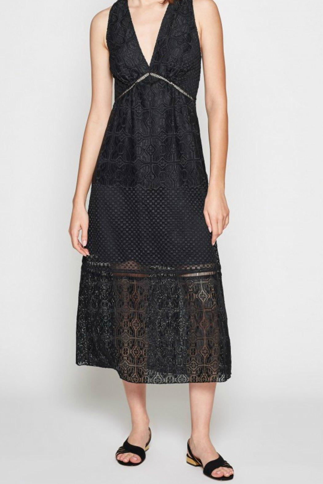 Joie Ardal Lace Dress - Main Image