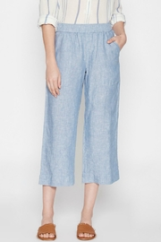 Joie Cropped Denim Blue Pants - Product Mini Image