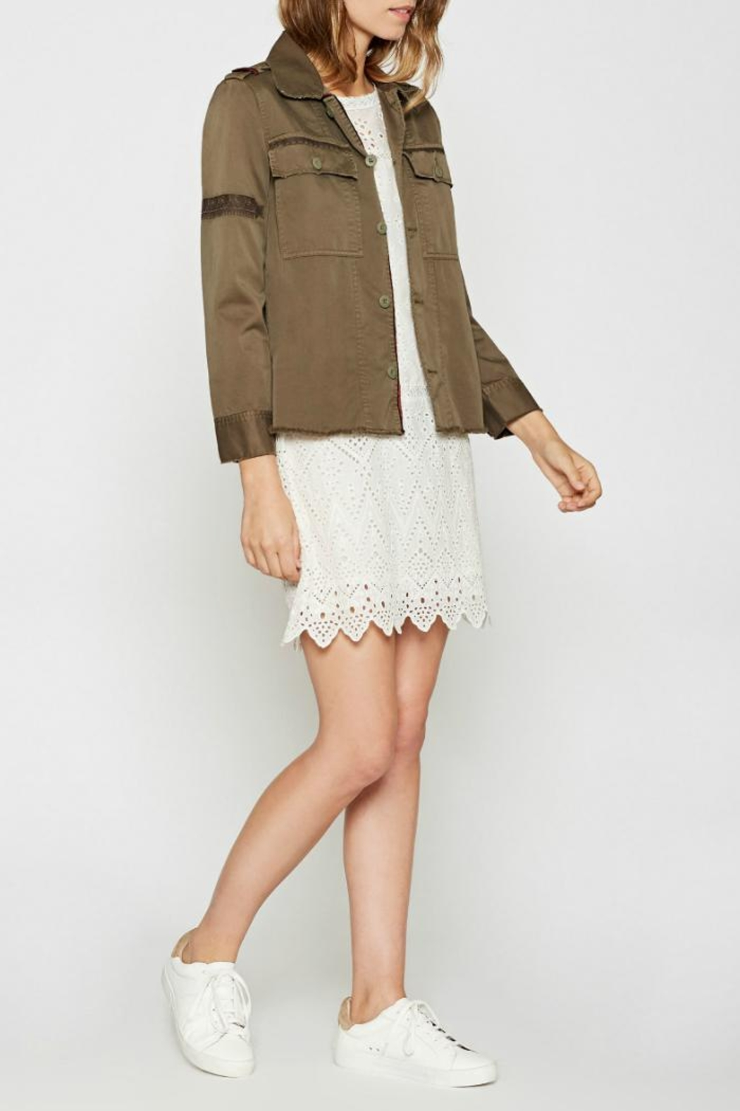 Joie Balthazar Jacket - Main Image