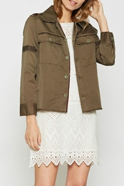 Joie Balthazar Jacket - Front full body