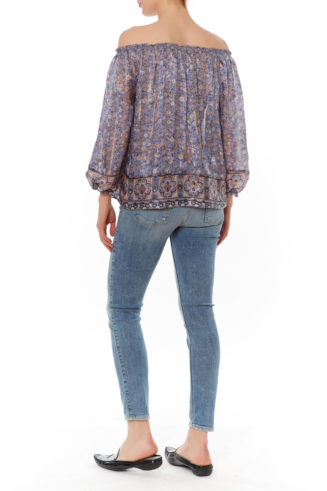 Joie Bamboo B Top - Front Full Image