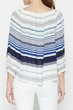 Joie Bamboo Stripe Top - Alternate List Image