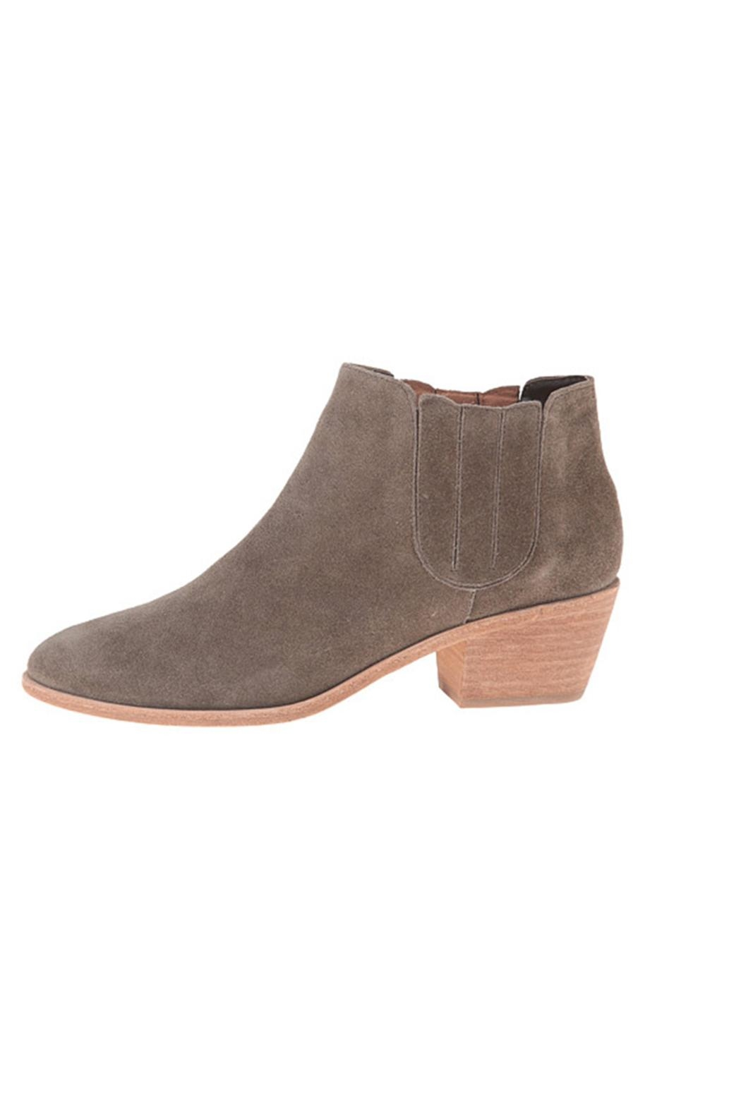 Joie Barlow Charcoal Bootie - Main Image