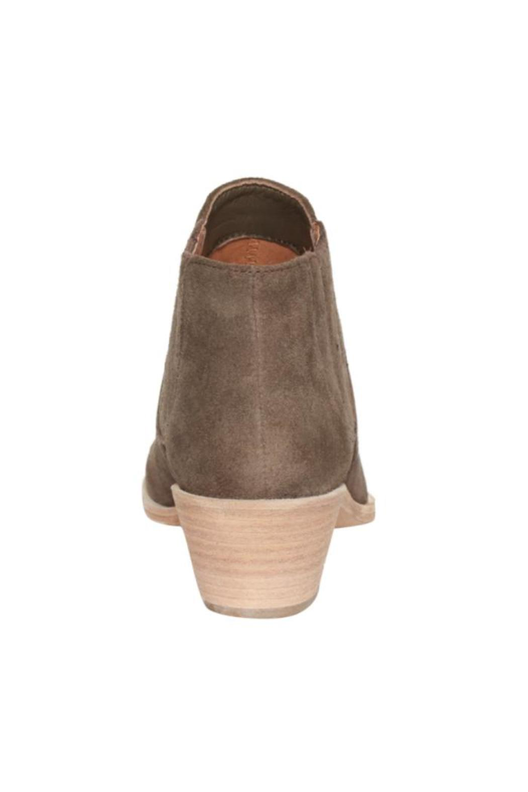 Joie Barlow Charcoal Booties - Side Cropped Image
