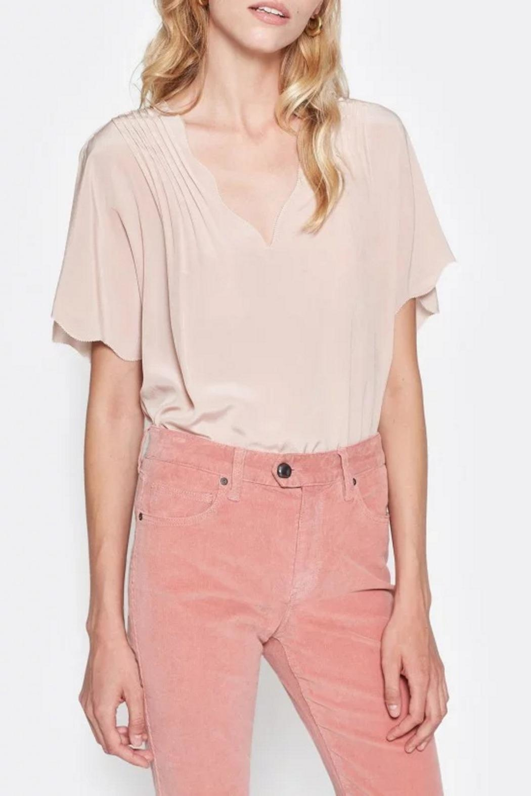 Joie Binna Silk Top - Front Cropped Image