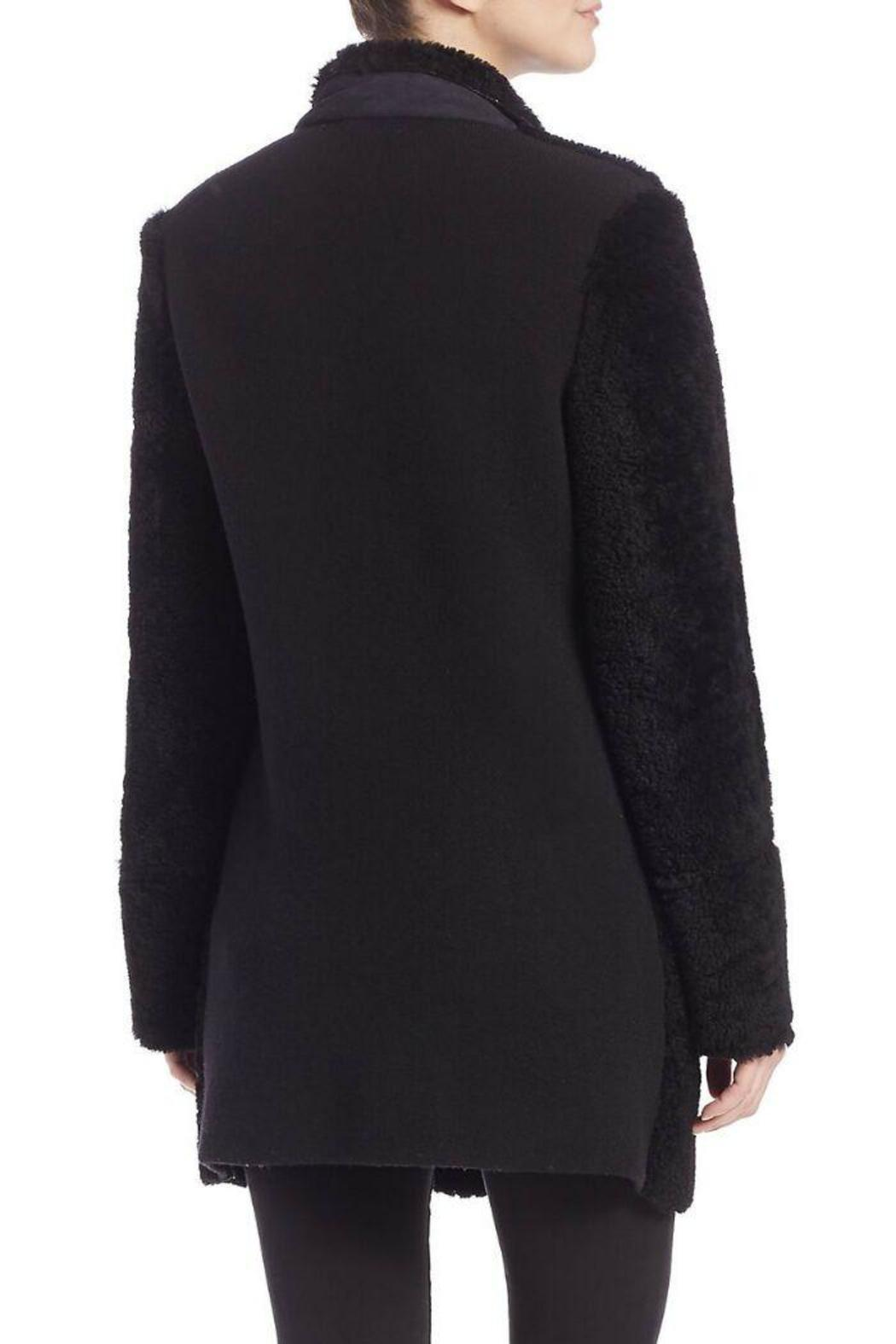 Joie Blaise Shearling Jacket - Front Full Image