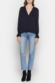 Joie Bolona Top Caviar - Side cropped