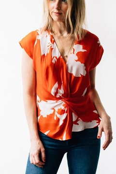 Joie Bosko Printed Blouse - Product List Image