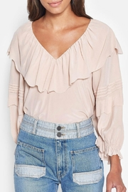 Joie Brennt Silk Top - Front cropped