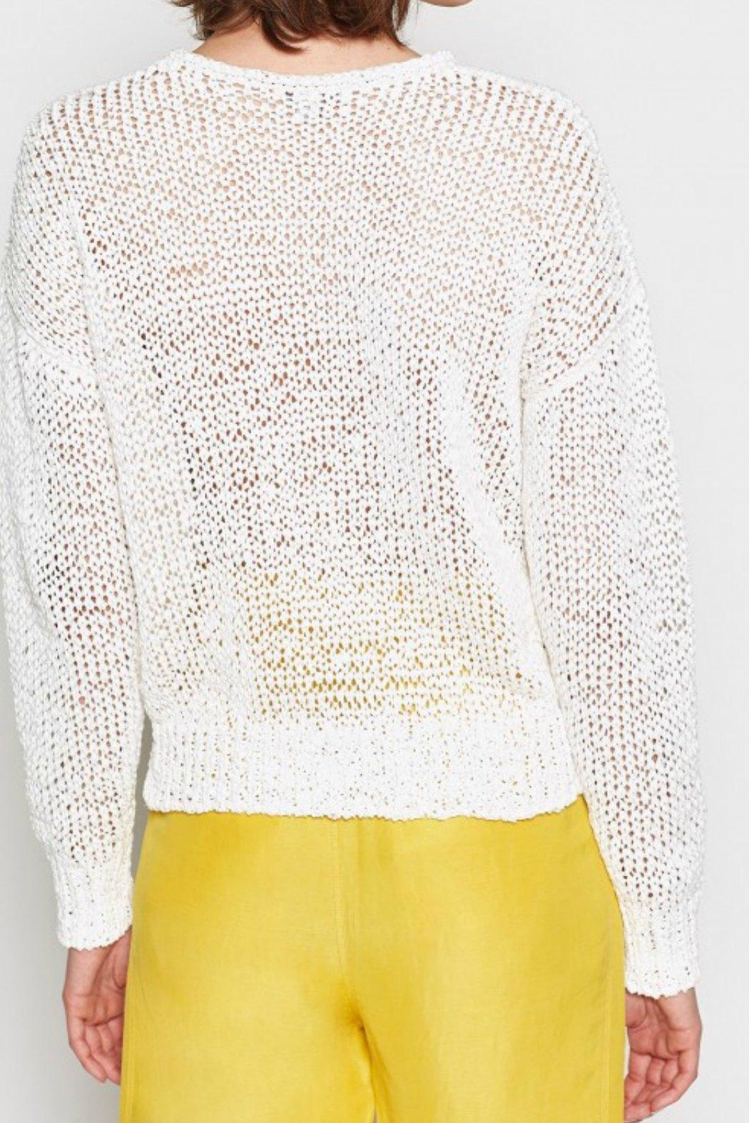 Joie Burney Summer Sweater - Back Cropped Image