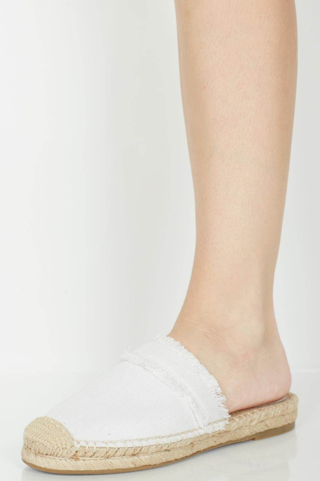 Joie Cain Flat Espadrille - Front Cropped Image