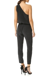 Joie Cassia Silk Jumpsuit - Front full body