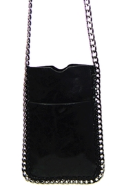 Joie Chain-Border Cell-Phone Bag - Front cropped