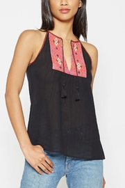 Joie Clea Sleeveless Top - Product Mini Image