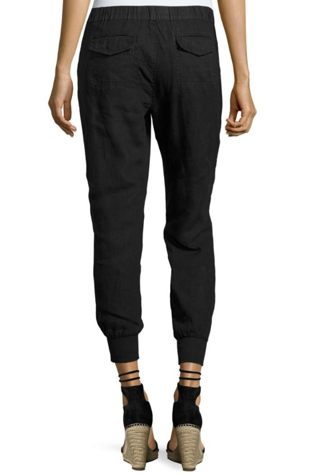 Joie Cynthia Linen Pant - Front Full Image
