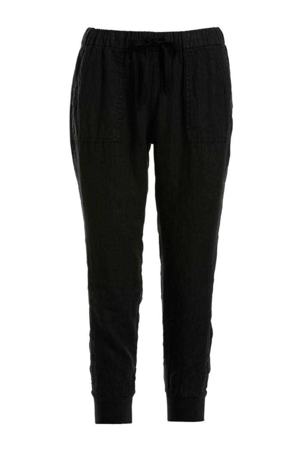 Joie Cynthia Linen Pant - Back Cropped Image