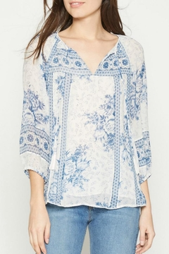 Joie Deena Silk Blouse - Product List Image