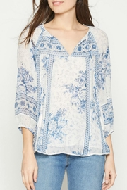 Joie Deena Silk Blouse - Product Mini Image