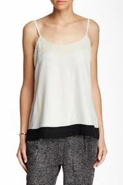Joie Elvire Embellished Cami - Front cropped
