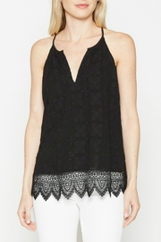 Joie Ember Lace Top - Product Mini Image