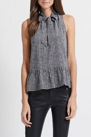 Joie Estero Tweed Blouse - Front cropped